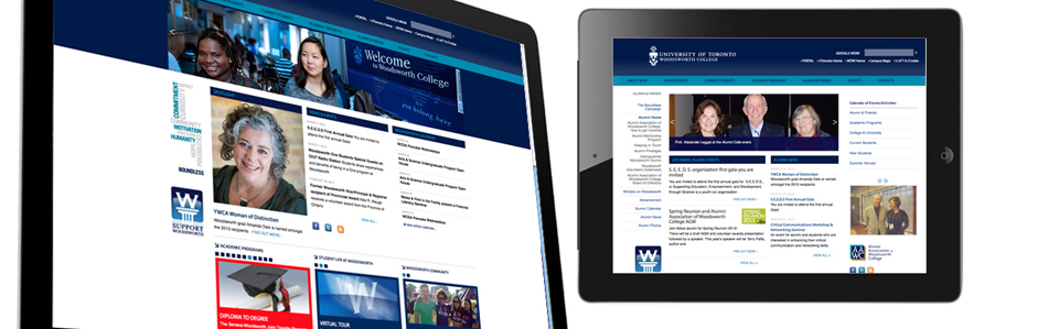 Woodsworth College website