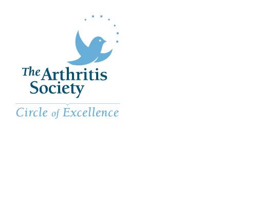 The Arthritis Society Donor Awards Symbol