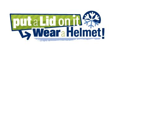 Wear a Helmet Campaign Logo